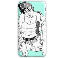 Sly Look iPhone Case/Skin