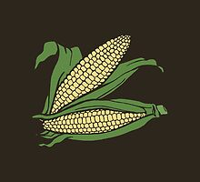 Sweet Corn Plant, Design by tshirtdesign