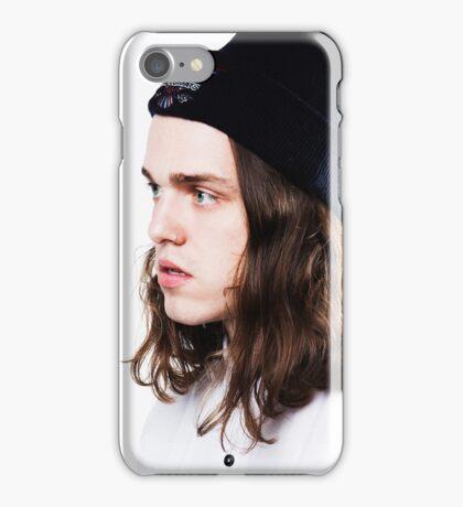 Allday Rapper Portrait iPhone Case/Skin