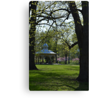 Tower Grove Park in Spring Canvas Print