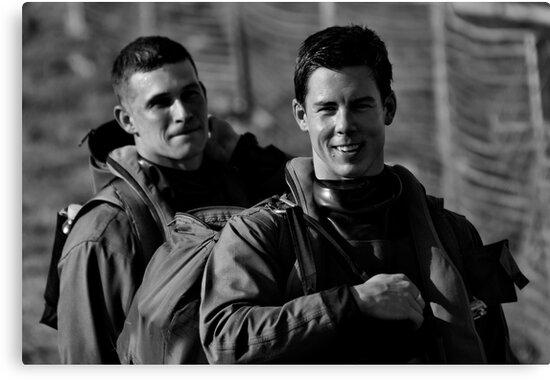 Hometown Heros by Andreas Mueller
