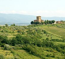 Toscana - the Chianti Region by Ralph Angelillo