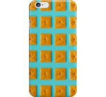 Cheeze Crackers iPhone Case/Skin