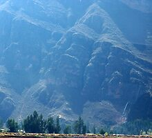 Faces of The Gods, Sacred Valley, Peru by dtomw