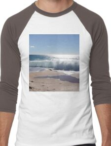 Sun on the water Men's Baseball ¾ T-Shirt