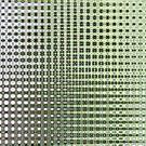 Green 'n Grey Lattice by Sue Cotton