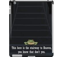 Cowboy Bebop:Stairway to heaven iPad Case/Skin