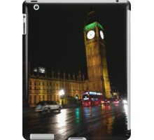 Westminister, London iPad Case/Skin
