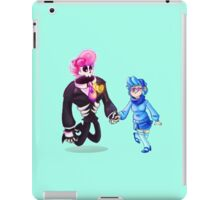 Blue Doritos  iPad Case/Skin