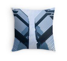 Lippo Centre - Hong Kong Throw Pillow