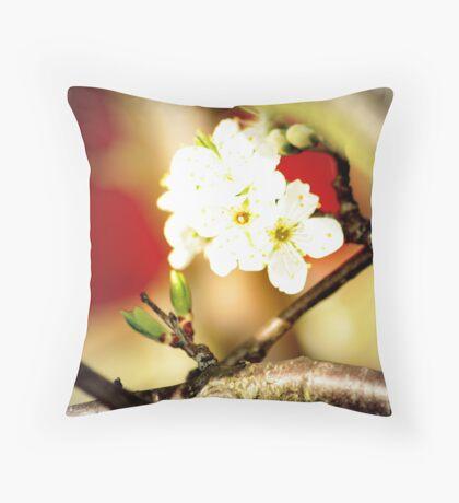 off-spring Throw Pillow