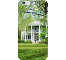 Southern Plantation iPhone Case/Skin