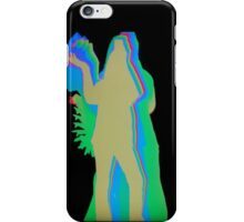 Colorful pose iPhone Case/Skin