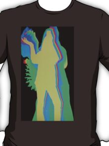 Colorful pose T-Shirt