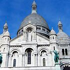 Sacre Coeur by phil decocco