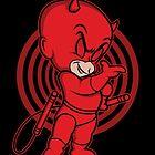 Blind Red Devil by PureOfArt