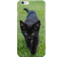 On the hunt...  iPhone Case/Skin