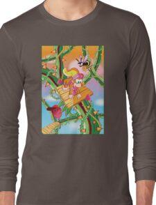 Donkey Kong Country 2 - Bramble Blast Long Sleeve T-Shirt