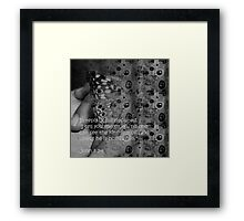 Profound Changes Of The Soul - Ruth and Olga Framed Print