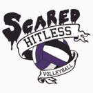 Scared Hitless by LeesaMay