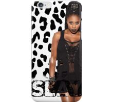WWE Slayomi Version 2   iPhone Case/Skin