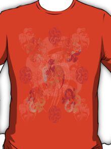 Crow mandalas 1 T-Shirt