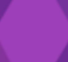 Amethyst Gem - Steven Universe Sticker