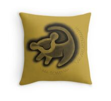 mamabeatsebabaa.. Throw Pillow