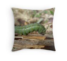 Garden Guests Throw Pillow