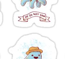 House of Cuteness Sticker