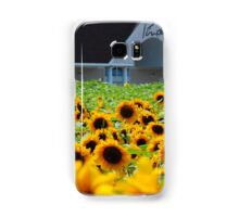 Sunflowers at Pindar Winery > Samsung Galaxy Case/Skin
