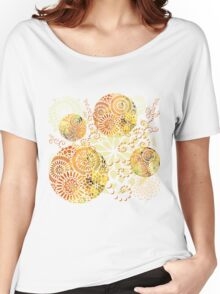 Floral mandalas Women's Relaxed Fit T-Shirt