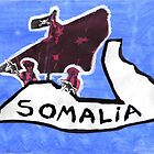 Somali Boy Pirates by philzerg