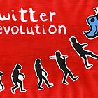 Twitter (r)evolution by philzerg