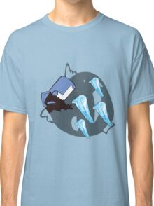 Blue Knight - Sunset Shores Classic T-Shirt