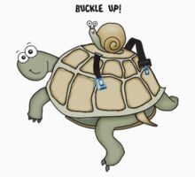 Buckle up for Safety! Kids Tee