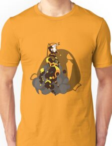 Orange Knight - Sunset Shores Unisex T-Shirt