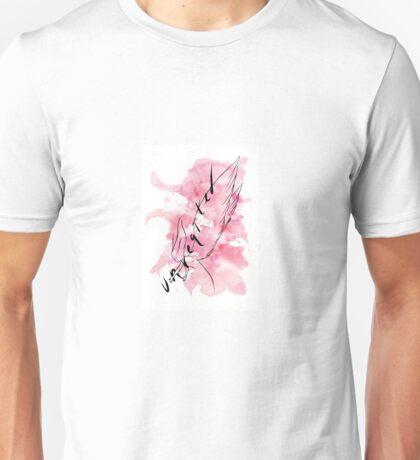 Unrequited (text) Unisex T-Shirt