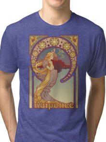 Raiponce Tri-blend T-Shirt