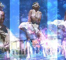 FOREVER MARILYN ~ STARSTRUCK 2 by Tammera