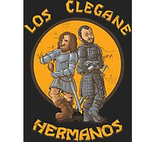 Los Clegane Hermanos Photographic Print