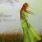 Listening To The Wind by Maria Hathaway Spencer