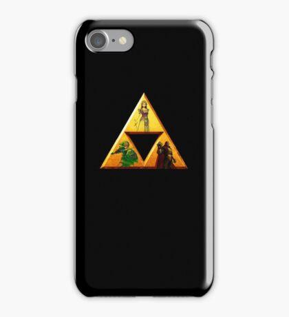 Triforce - The Legend Of Zelda iPhone Case/Skin