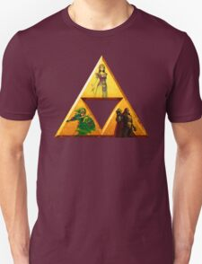 Triforce - The Legend Of Zelda Unisex T-Shirt