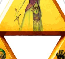 Triforce - The Legend Of Zelda Sticker