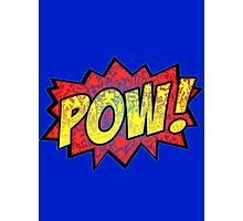 A Tribute to Comic Lovers All over the world! Photographic Print