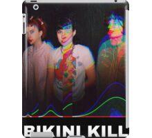 BIKINI KILL iPad Case/Skin