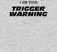 Trigger Warning - Black Unisex T-Shirt