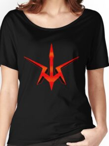 Black Knight's Emblem Women's Relaxed Fit T-Shirt