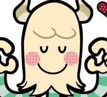 Shiitake Mushrooms Sticker